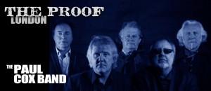 Paul Cox Band / The Proof @ MJC Espace Athéna Saint-Saulve | Saint-Saulve | Nord-Pas-de-Calais | France