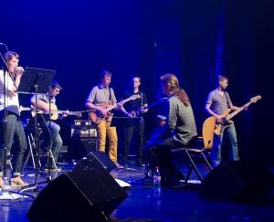 Concert des ateliers Guitare de la MJC