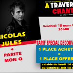 promo Nicolas Jules v.2
