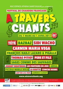 A Travers Chants : Carmen Maria Vega + La Goutte