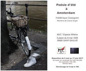 Expo Grand Angle : Poésie d'été à Amsterdam