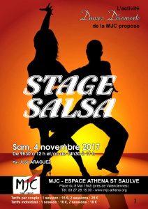 Stage de salsa cubaine @ MJC Espace Athena | Saint-Saulve | Hauts-de-France | France