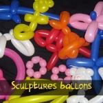 Sculptures ballons