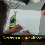 Techniques de dessin